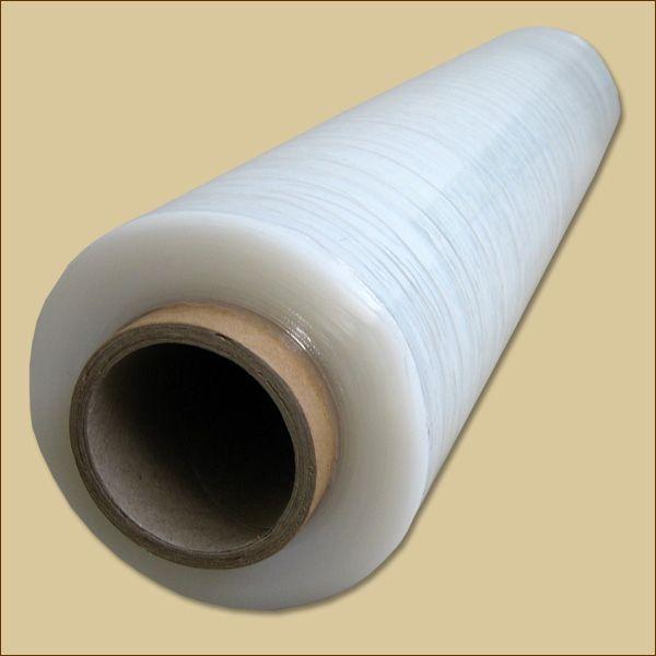 Stretchfolie transparent 500 mm x 300 m - 17 µ Palettenfolie Wickelfolie