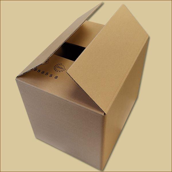 Faltkarton 335 x 252 x 275 mm Versandkarton zweiwellig