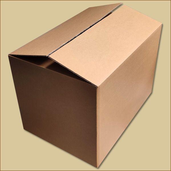 Faltkarton 582 x 393 x 400 mm Versandkarton einwellig