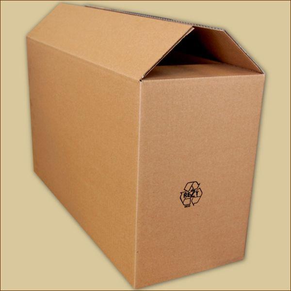 Faltkarton 540 x 206 x 314 mm Versandkarton einwellig