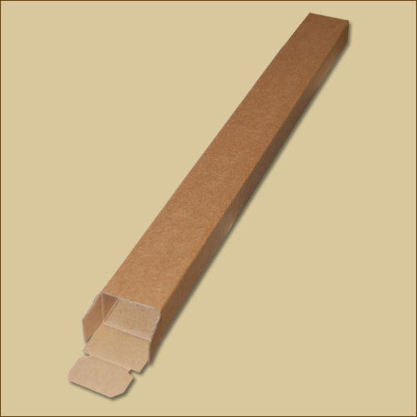 Faltschachtel 440 x 40 x 30 mm Versandhülse einwellig B-Ware