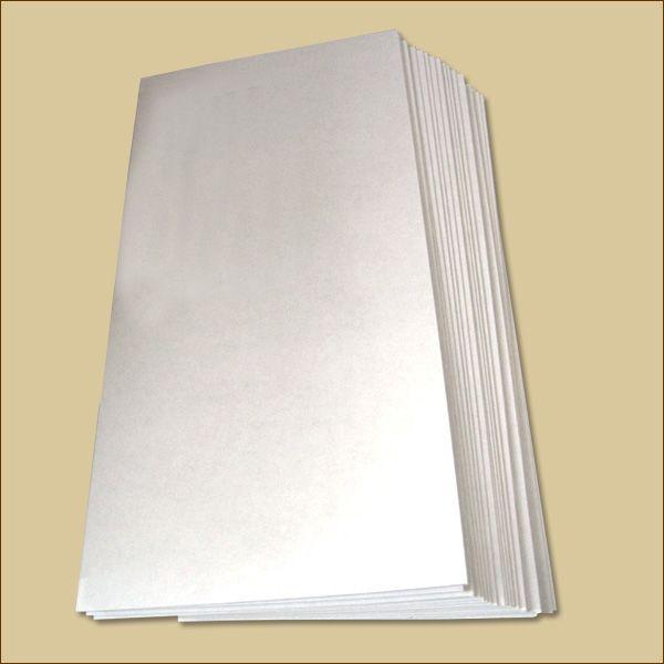Briefumschläge DIN lang Haftklebung weiß ohne Fenster
