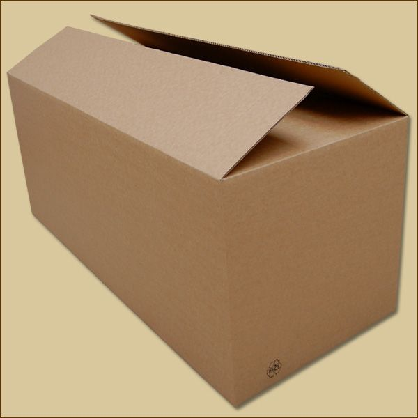 Faltkartons 1122 x 475 x 475 mm Versandkarton einwellig