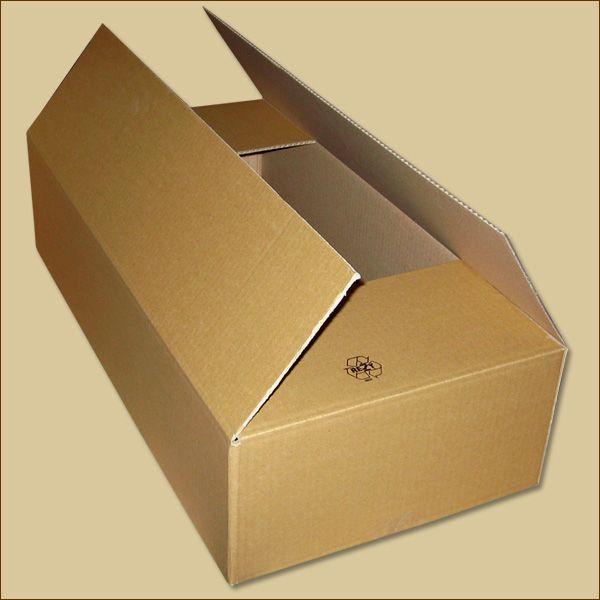 Faltkarton 590 x 290 x 140 mm Versandkarton einwellig