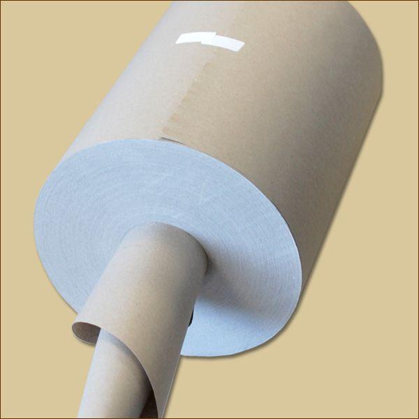 Packpapier Schrenz Rollen 375 mm 11,9 kg 70 g/qm Knüllpapier