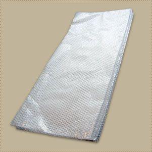 Luftpolsterbeutel ca.1000 x 400 mm 80µ Luftpolsterfolie Beutel