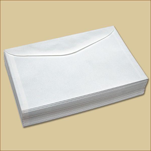 Briefumschläge B6 Nassklebung weiß ohne Fenster Sonderpreis