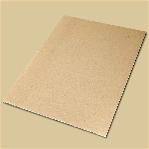 Wellpapp Zuschnitte 550 x 400 mm BC-Welle Formate