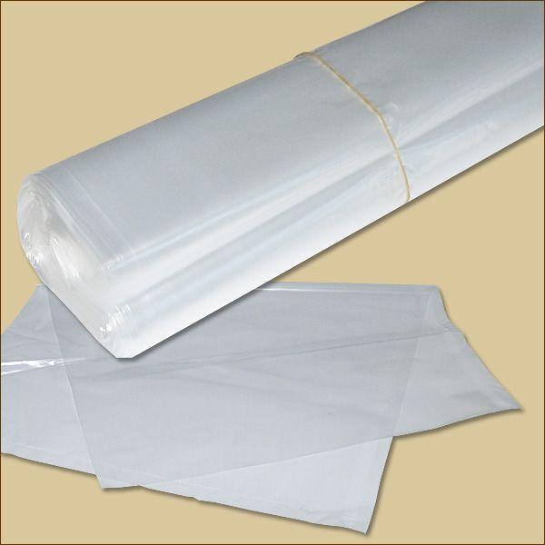 LDPE Flachbeutel ca. 500 x 300 mm, 30 mµ, Querbefüllung Plastikbeutel