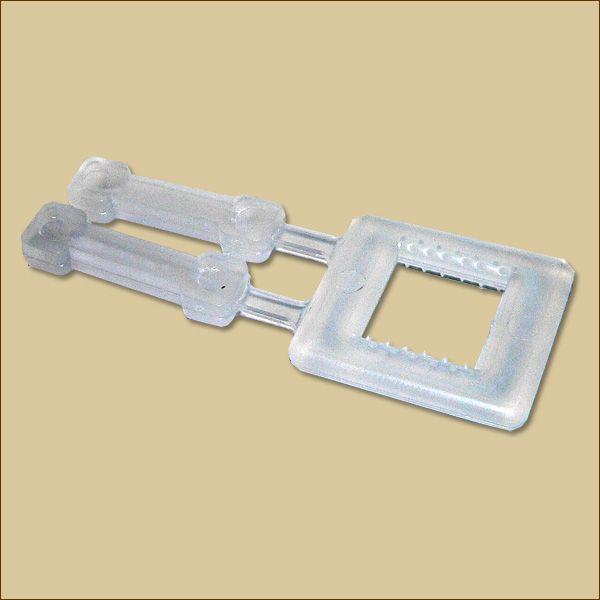 Kunststoffschnallen für PP- und PET-Band