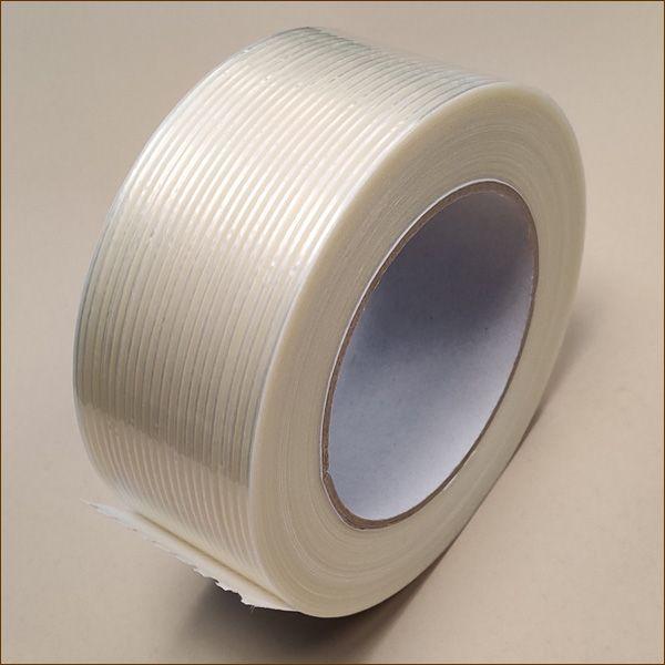 Filamentband Rollen 50 mm x 50 m Packband fadenverstärkt