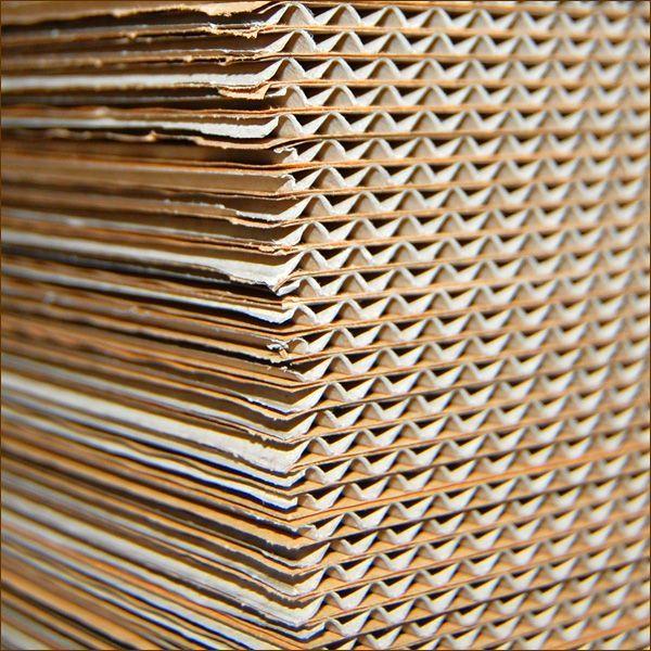 Wellpapp Zuschnitte 800 x 1200 mm B-Welle Formate