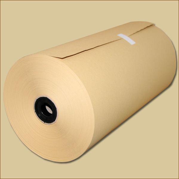 Packpapier Schrenz Rollen 400 mm 8 kg 120 g/qm Knüllpapier