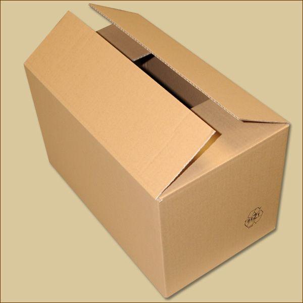 Faltkarton 380 x 225 x 225 mm Versandkarton einwellig