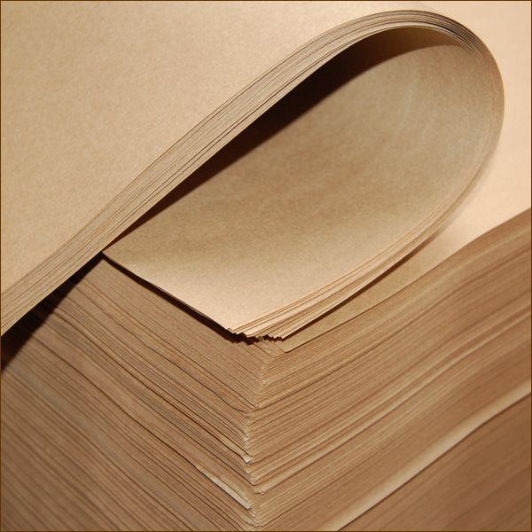 Packpapier Natron 750 x 500 mm 70 g/qm Natronpapier
