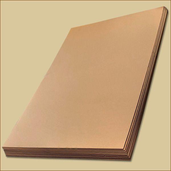 Wellpapp Zuschnitte 840 x 594 mm DIN A1 Formate