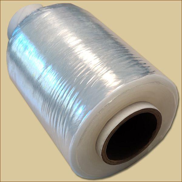 Bündelstretchfolie transparent 100 mm x ca. 150 m - 23 µ Stretchfolie