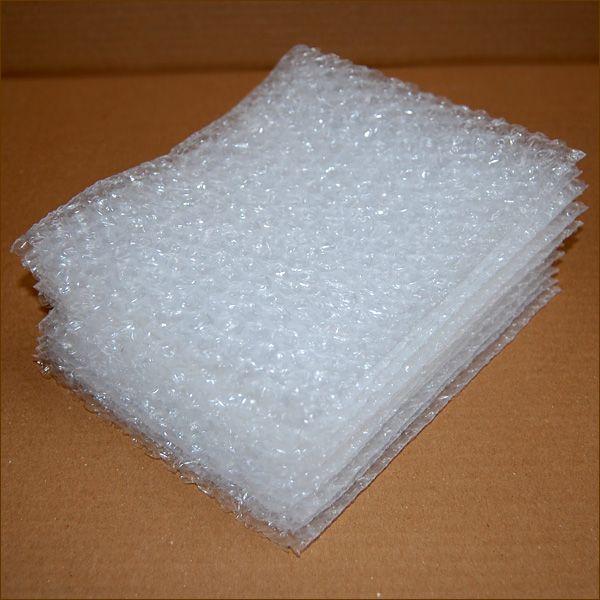 Luftpolsterbeutel ca. 150 x 200 mm 60µ 3-lagig Luftpolsterfolie Beutel