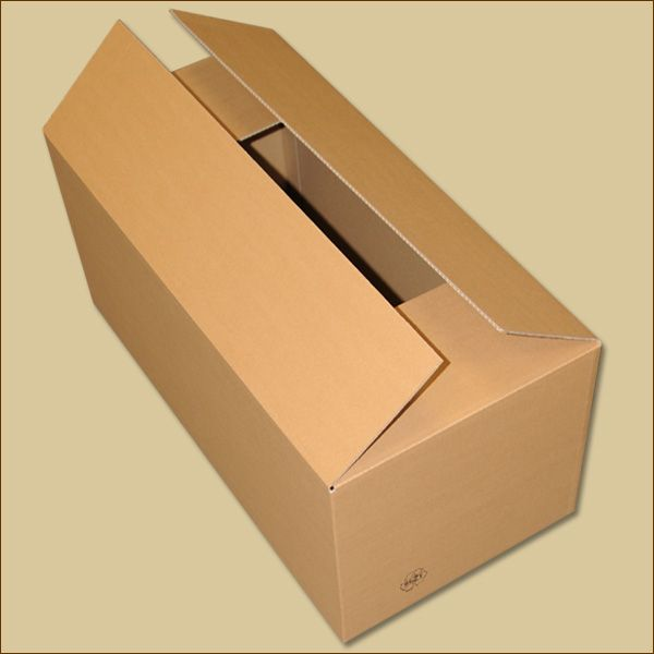 Faltkarton 700 x 345 x 320 mm Versandkarton einwellig