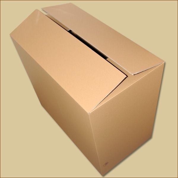 Faltkarton 750 x 420 x 675 mm Versandkarton zweiwellig