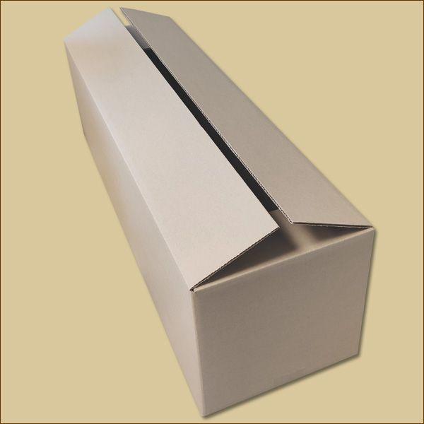 Faltkarton 850 x 250 x 250 mm Versandkarton B-Ware