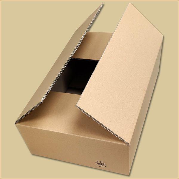 Faltkarton 586 x 386 x 172 mm Versandkarton zweiwellig