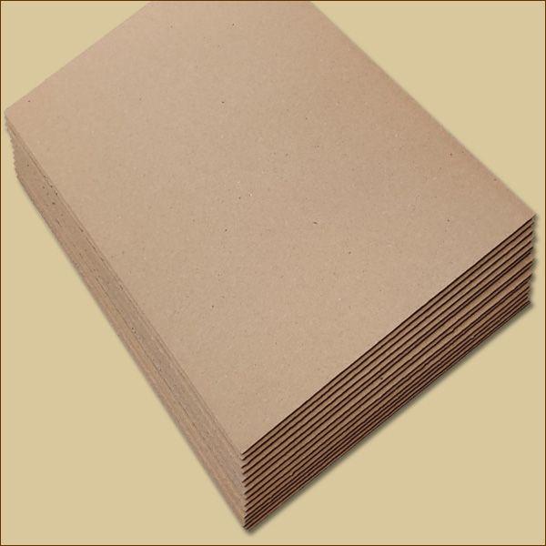 Wellpapp Zuschnitte 302 x 215 mm B-Welle Formate