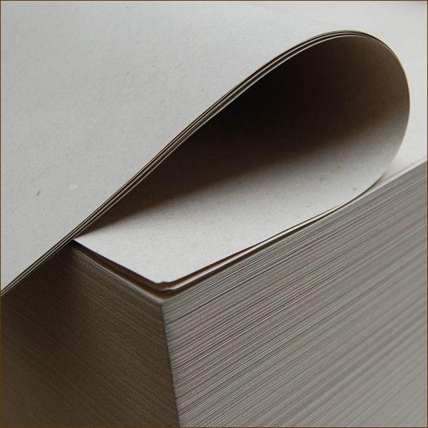 Packpapier Schrenz 750 x 500 mm 80 g/qm Schrenzpapier Knüllpapier
