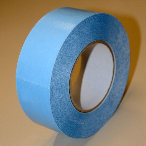 Doppelseitiges Klebeband PREMIUM 50 mm x 50 m Blau D832