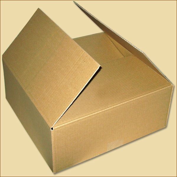 Faltkarton 324 x 324 x 140 mm Versandkarton einwellig