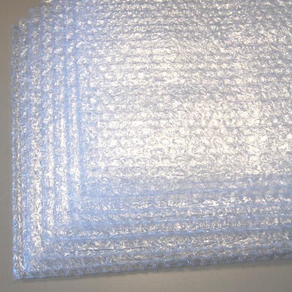 Luftpolsterbeutel ca. 400 x 600 mm 60µ 3-lagig Luftpolsterfolie Beutel