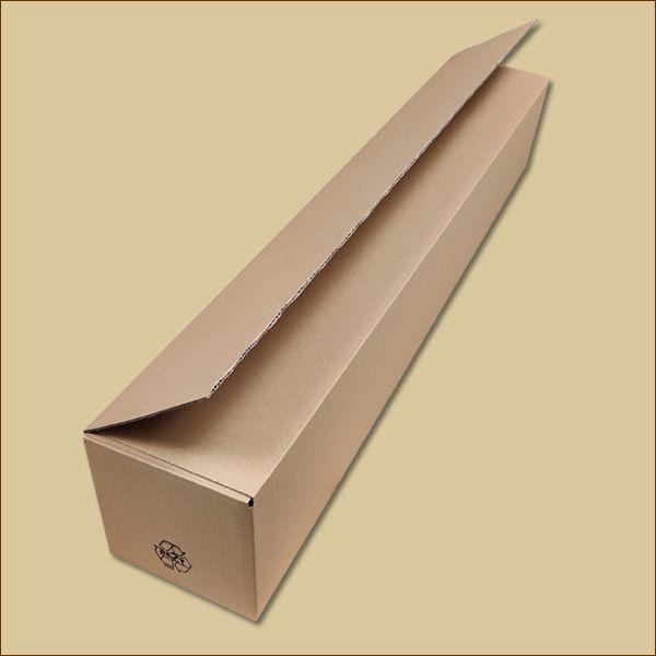 Faltkarton 990 x 160 x 160 mm Versandkarton einwellig