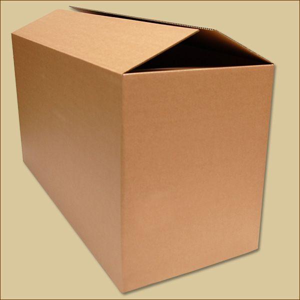 Faltkarton 1000 x 400 x 500 mm Versandkarton einwellig