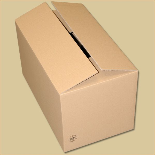 Faltkarton 592 x 342 x 338 mm Versandkarton einwellig