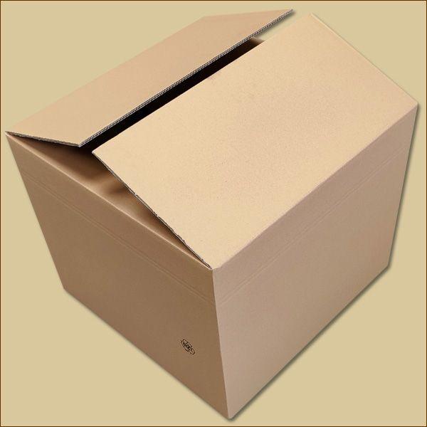 Faltkarton 596 x 596 x 472 mm Versandkarton zweiwellig