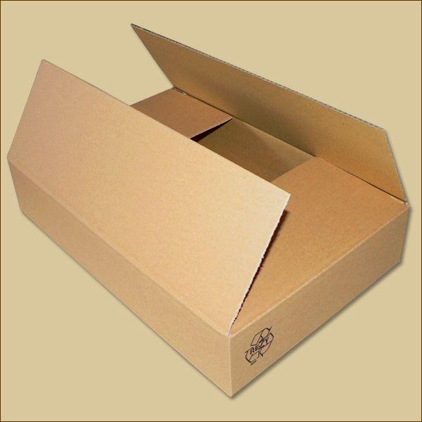 Faltkarton 430 x 280 x 80 mm Versandkarton einwellig