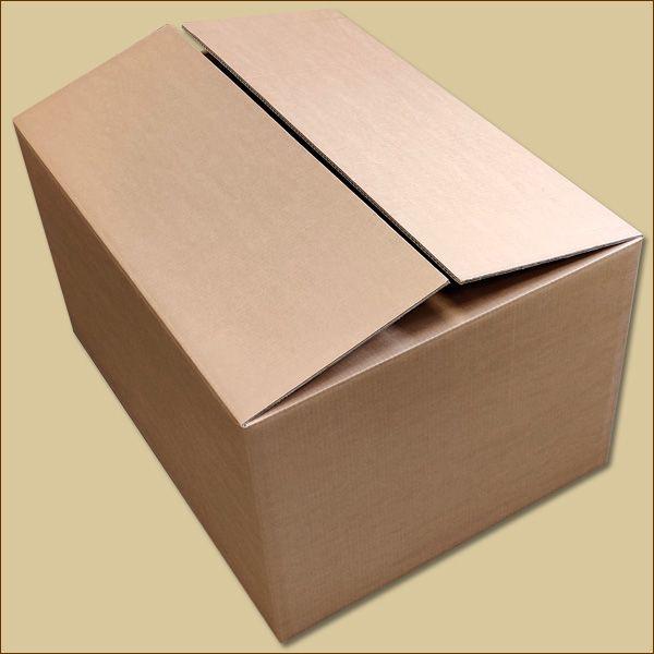 Faltkarton 780 x 580 x 440 mm Versandkarton zweiwellig
