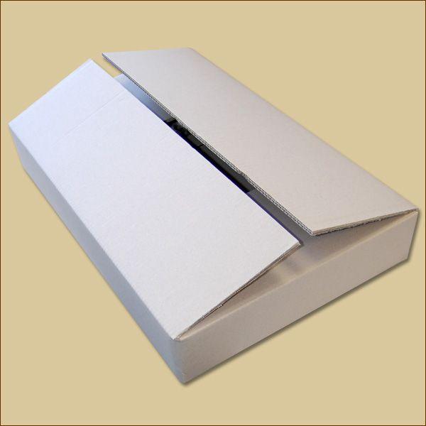 Faltkarton 640 x 390 x 85 mm Versandkarton zweiwellig