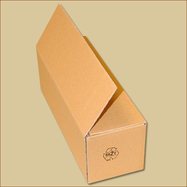 Faltkarton 300 x 100 x 100 mm Versandkarton zweiwellig