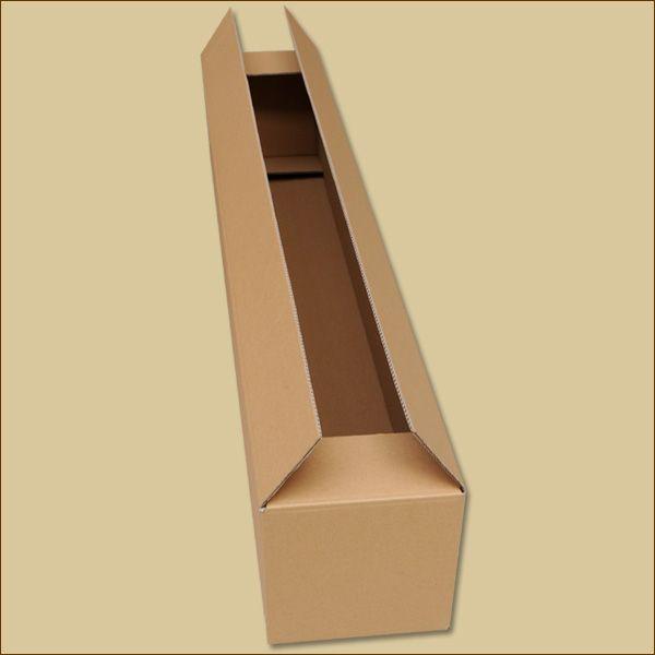 Faltkartons 1205 x 200 x 200 mm Versandkarton zweiwellig