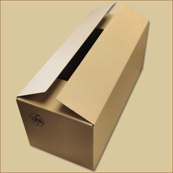 Faltkarton 400 x 175 x 175 mm Versandkarton einwellig