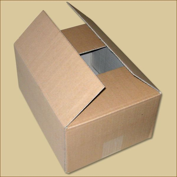 Faltkarton 300 x 215 x 140 mm Versandkarton einwellig