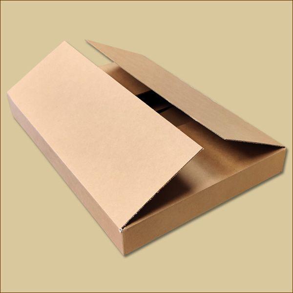 Faltkarton 394 x 274 x 42 mm Versandkarton Letterbox