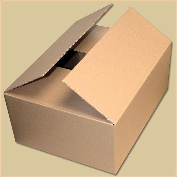 Faltkarton 335 x 260 x 140 mm Versandkarton einwellig