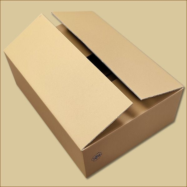 Faltkarton 770 x 570 x 260 mm Versandkarton zweiwellig