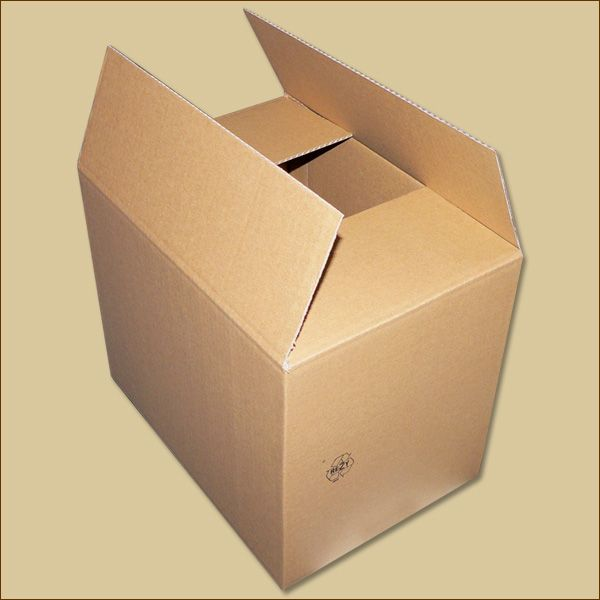 Faltkarton 345 x 240 x 280 mm Versandkarton einwellig