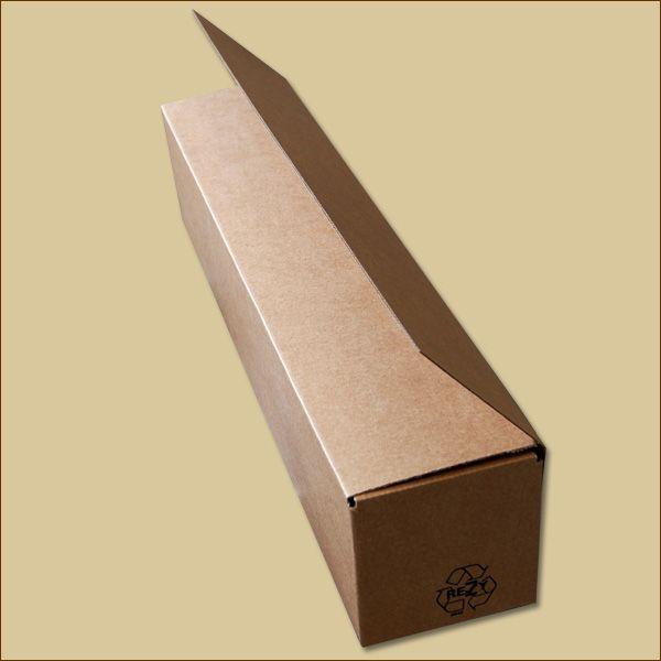 Faltkarton 595 x 115 x 115 mm Versandkarton einwellig
