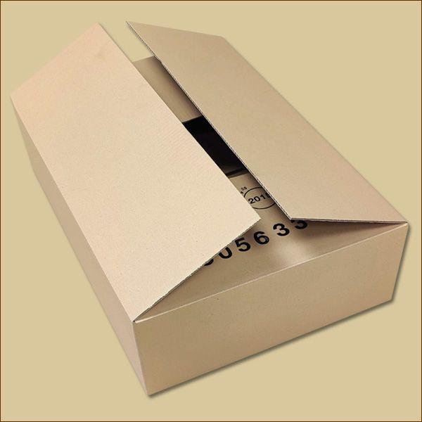 Faltkarton 600 x 400 x 150 mm Versandkarton einwellig