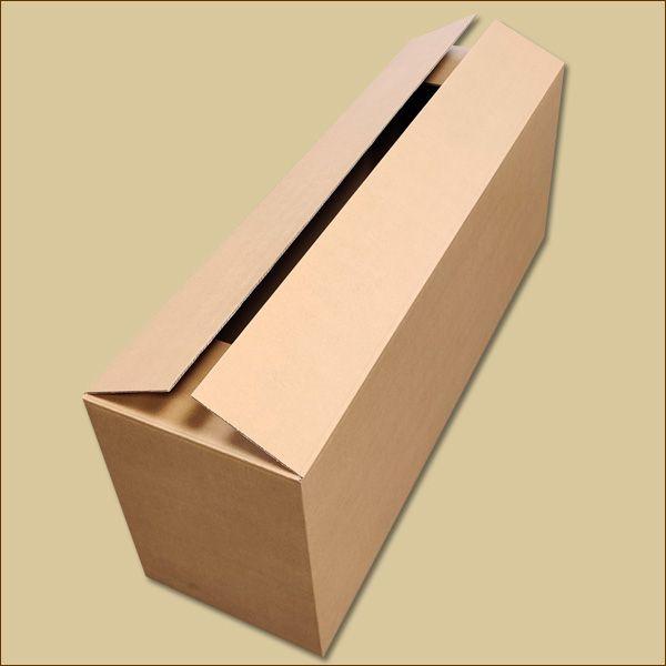 Faltkartons 1042 x 302 x 402 mm Versandkarton zweiwellig