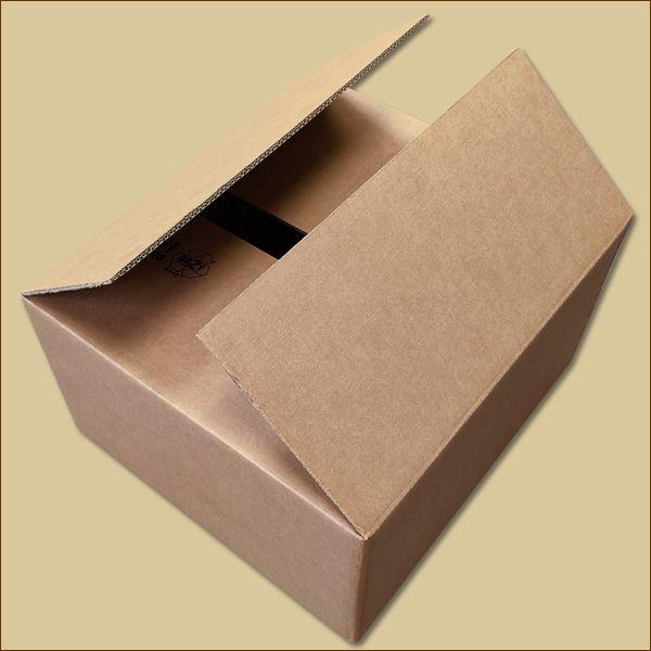 Faltkarton 573 x 515 x 290 mm Versandkarton zweiwellig